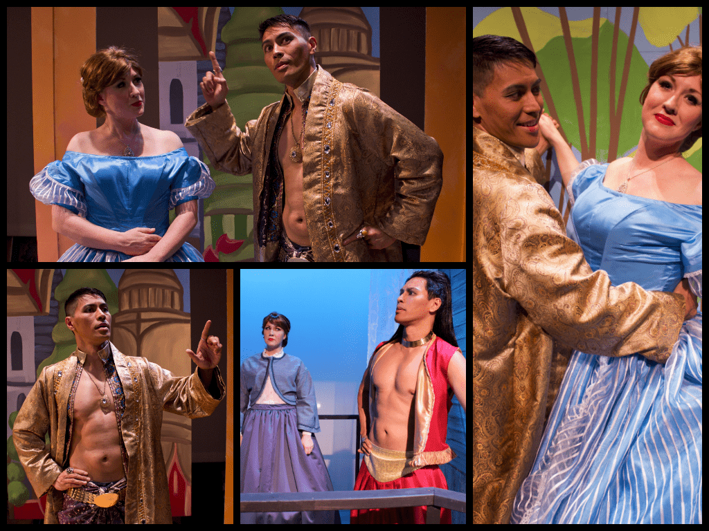 King & I Collage