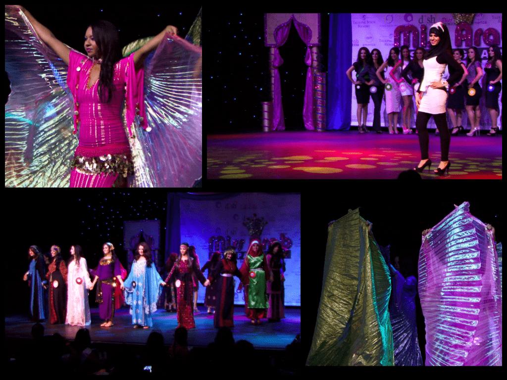 Miss Arab Collage II