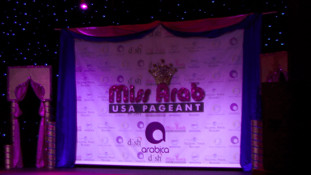 Miss Arab USA 2012