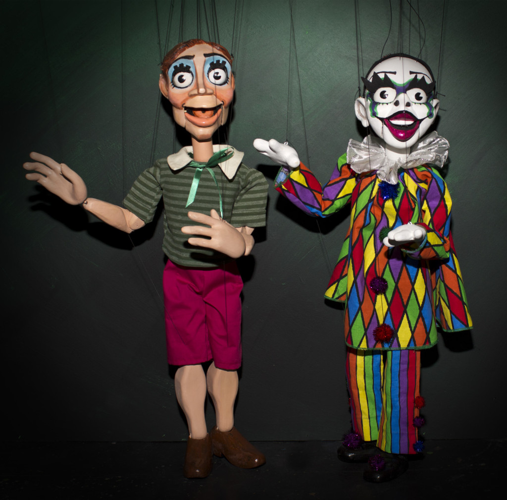 Pinocchio Puppet Round I C